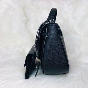 Michael Kors Bags - 2PCS Michael Kors Cassie TH Floral Satchel Wallet